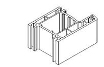 Для дверных порогов высотой 20 мм с открыванием двери вовнутрь, переходник